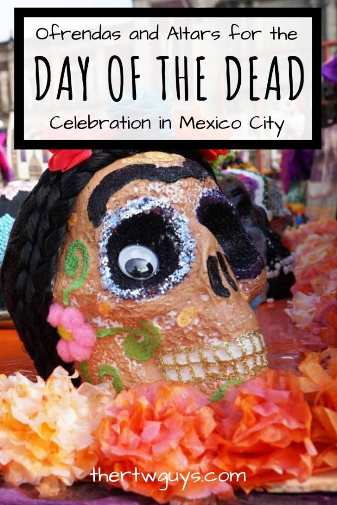 mexico city ofrenda pinterest