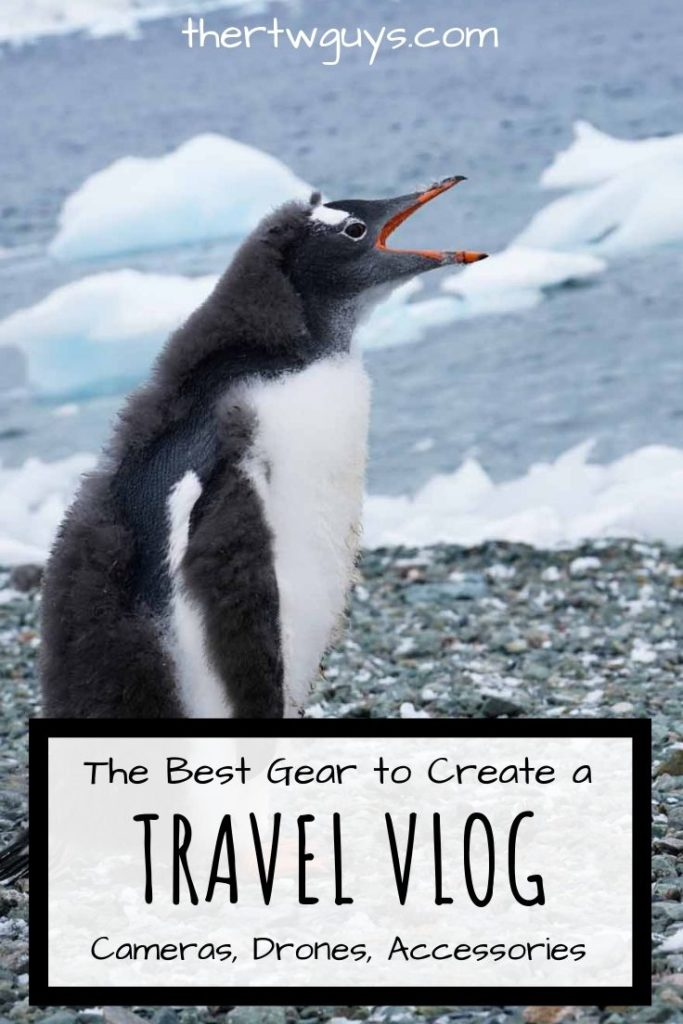 travel vlog gear pinterest